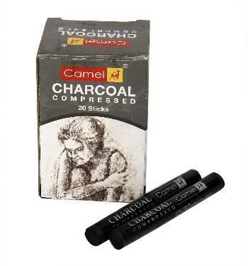 Camel Charcoal Compressed 20N