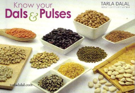 Tarla Dalal Know Your DALS & PULSES