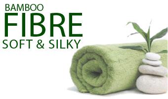 Bamboo Fiber Soft & Silky