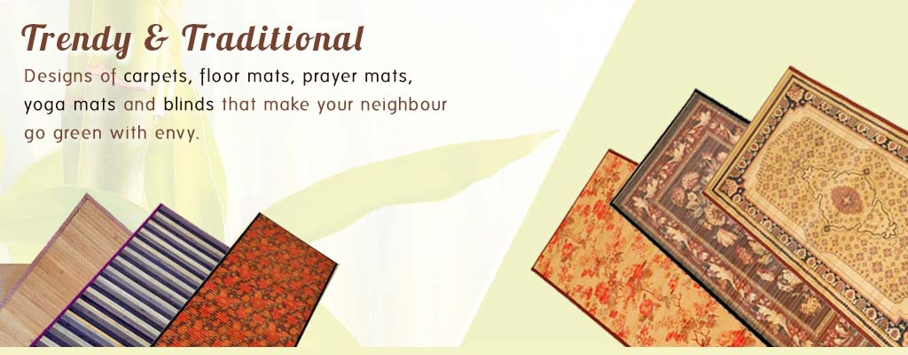 Carpets, floor mats, prayer mats