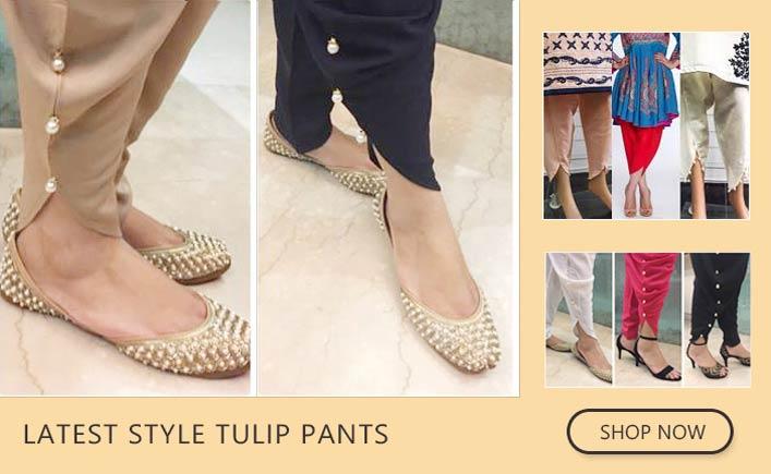 Latest Style Tulip Pants