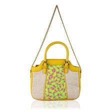 Amber big jute bag