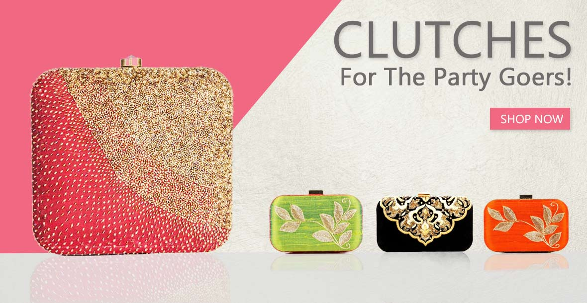 Clutches for the Party Goers!
