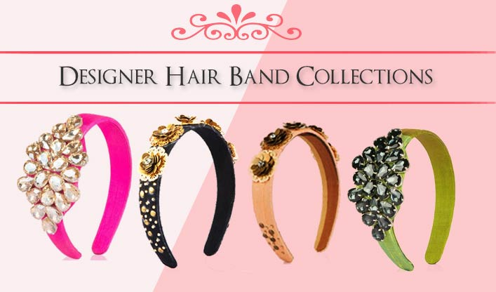 Designer Hair Band Collections