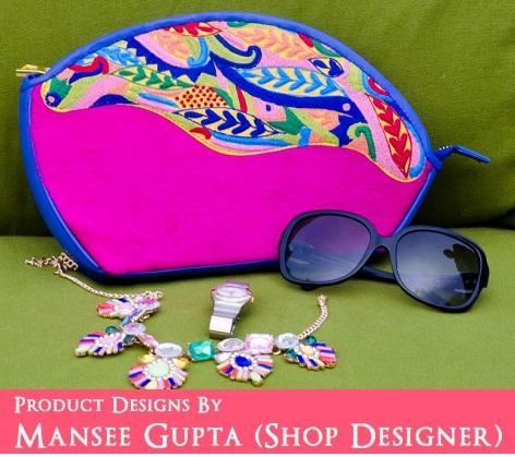 Mansee Gupta(Shop Designer)